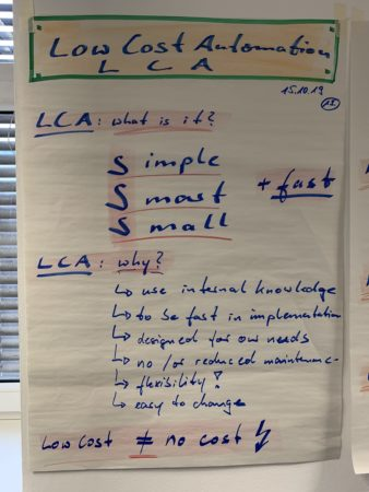LCA | MH LEAN CONSULTING
